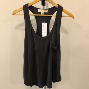 NEW Project Social T at UO Ribbed Racerback Tank S